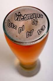 Витамини в бирата