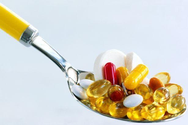 витамини капсули