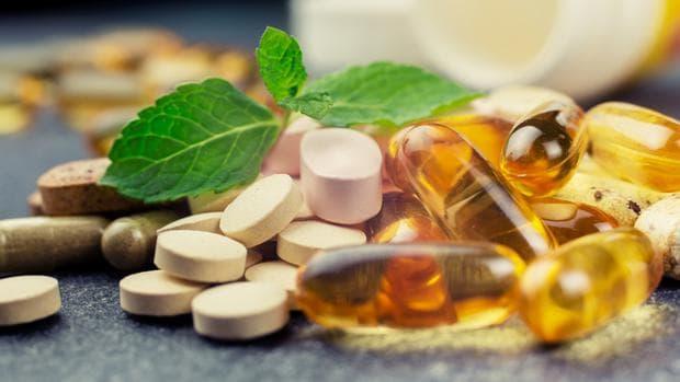 таблетки и капсули витамини