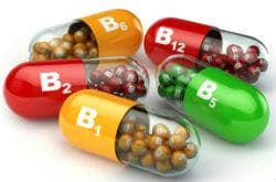 Витамини от група В