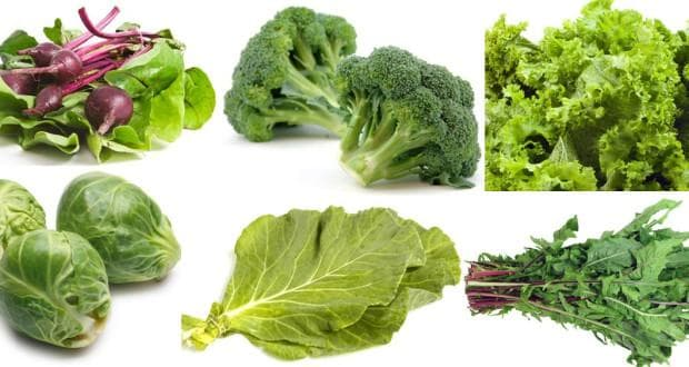 Храни, богати на витамин К