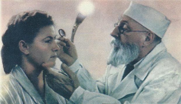 Д-р Филатов в действие