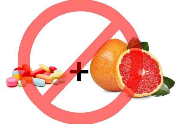 Внимавайте със сока от грейпфрут