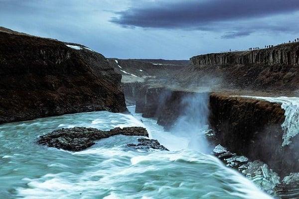 водопадът Гълфос