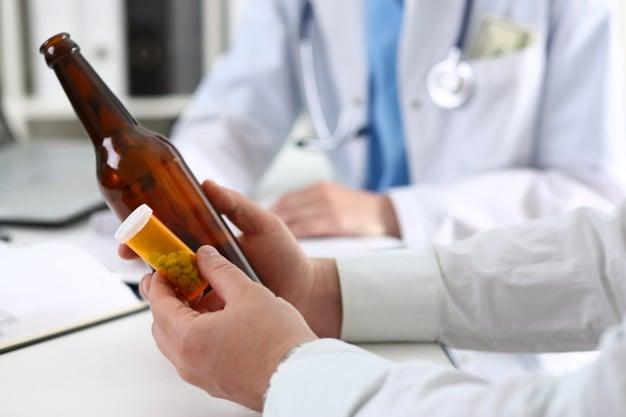 Вреди от употребата на лекарства с алкохол