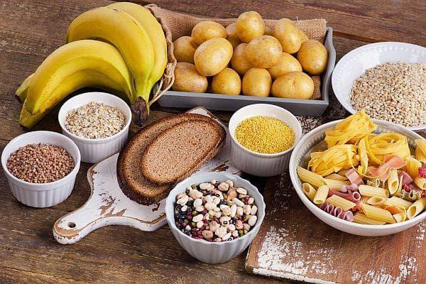 Храни, съдържащи въглехидрати
