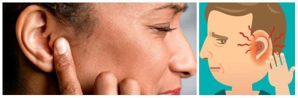 Възможни рискове и нежелани ефекти при приложението на капки за уши