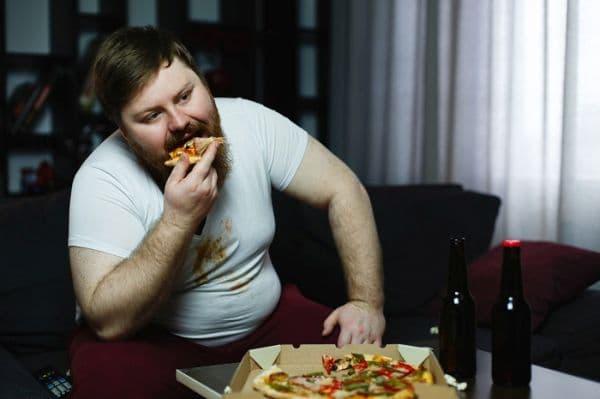 Хранене късно вечер