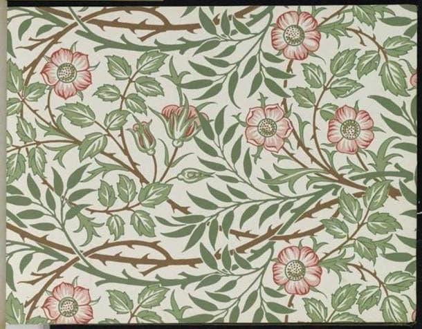 Популярен тапет от Викторианска Англия