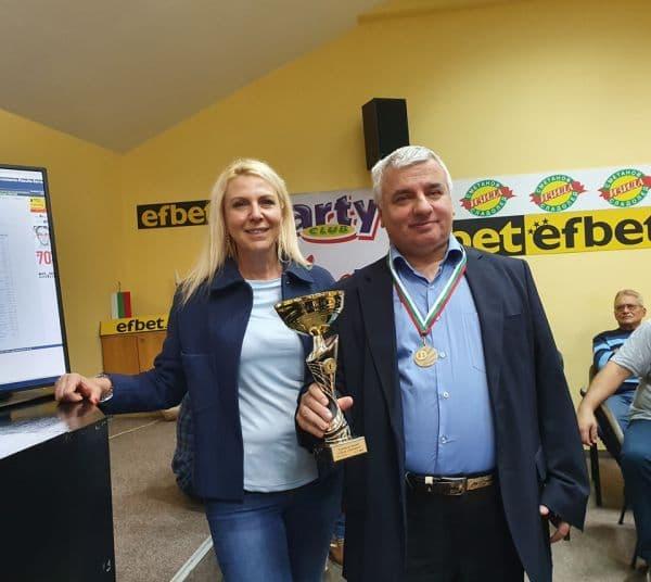 Победителят, Кирил Георгиев