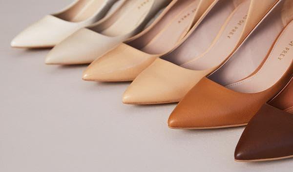 Кожени обувки