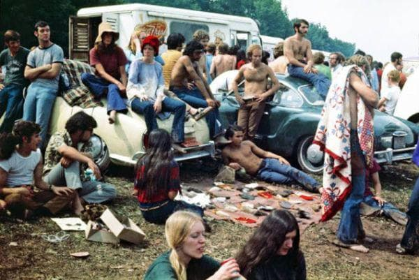 Фестивалът Уудсток