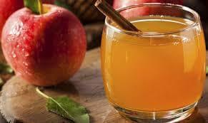 Ябълка и ябълков оцет