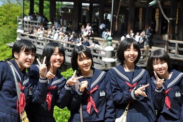 японска образователна система