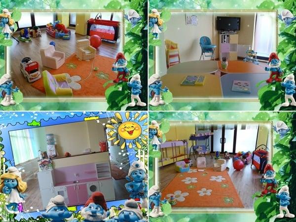 Частна детска ясла и градина Смърфовете