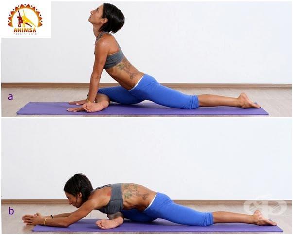 йога упражнения срещу болки в кръста 5