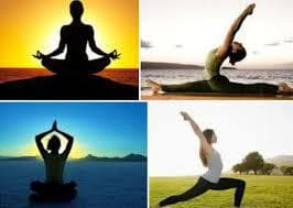 Йога и тай чи упражнения
