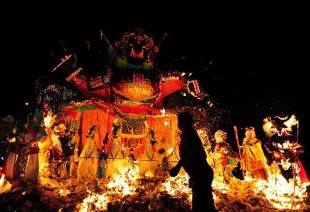 Фестивалът на гладните духове