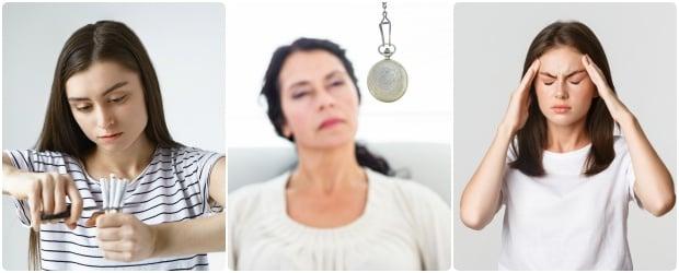 Заболявания и състояния, при които се прилага хипнозата като метод на лечение