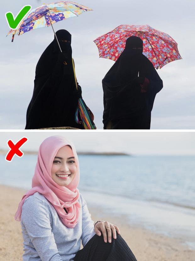 жена в Саудитска Арабия