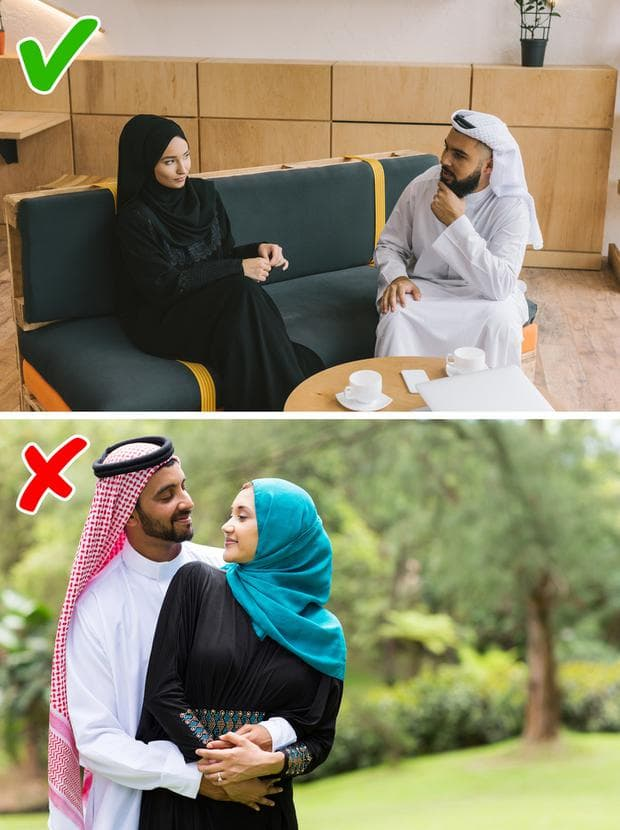 жените в Саудитска Арабия