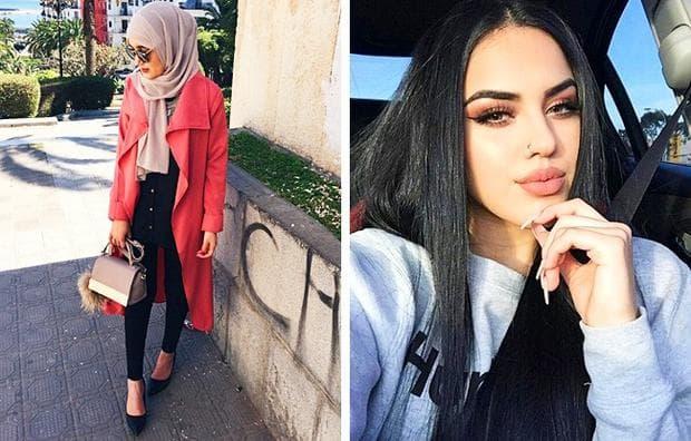 арабски жени