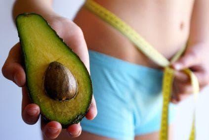 авокадо за отслабване