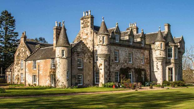 замъкът Уортхил