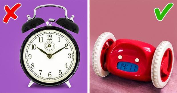будилник и аларма