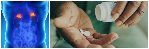 Заместителна лекарствена терапия при болест на Адисон