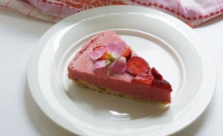 замразен ягодов кейк