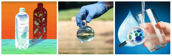 Замърсяване на водата: зарази, болести, здравни рискове