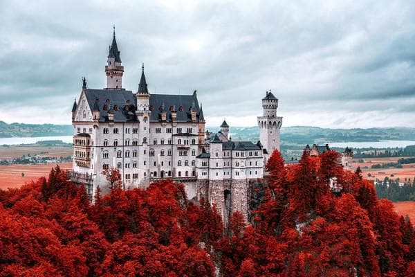 Замъкът Нойхванщайн