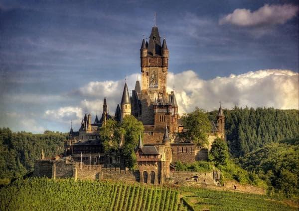 Замъкът Райхсбург Кохем