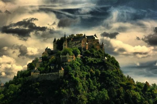 Замъкът Хохостервиц