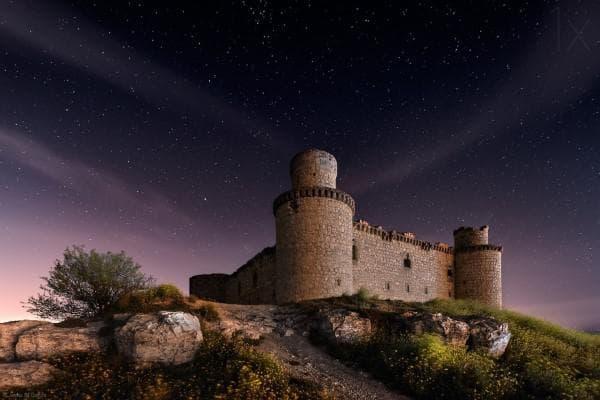 Замъкът Кастило де Сан Сервандо