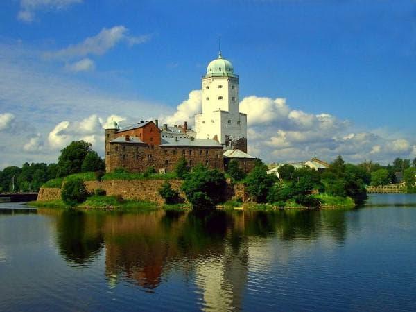 Замъкът Виборг