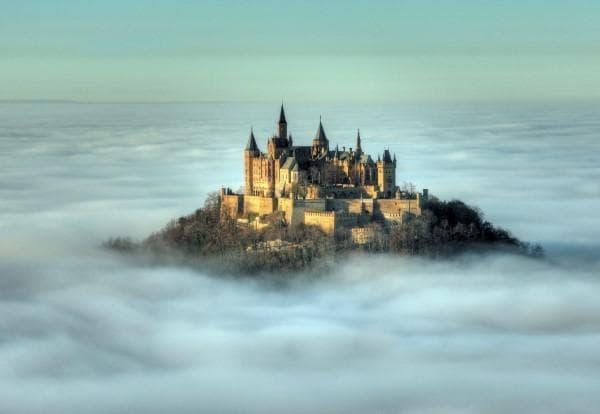Замъкът Хохензолерн