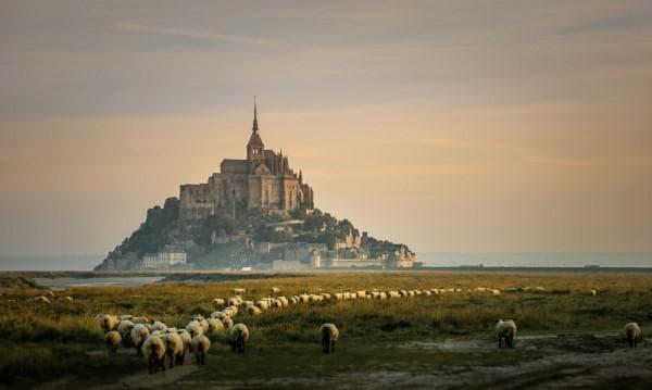 Замъкът Мон Сен-Мишел