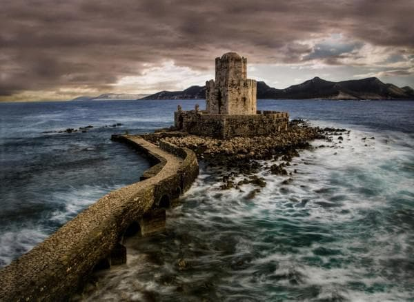 Замъкът Метони
