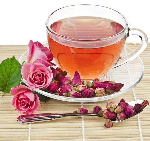 чай от роза