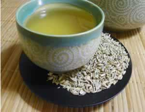 чай от копър срещу запек при бебе