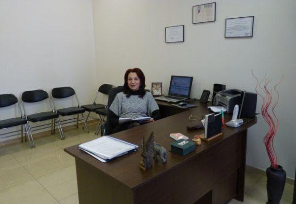 психотерапевт, Александра Заркова