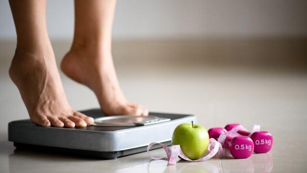 Здравословно тегло