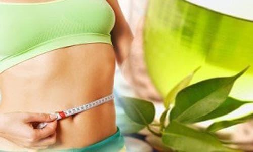 Зелен чай и телесно тегло