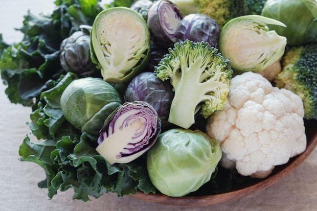 Зеленчуци от сем. Кръстоцветни