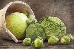 Зелени листни зеленчуци