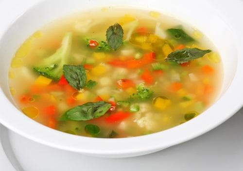 Зеленчукови супи