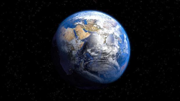 Планетата Земя от космоса