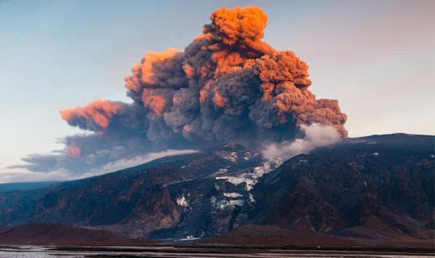Вулканично изригване